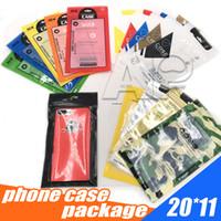 telefones com zíper venda por atacado-Pacote de capa de telefone para iphone x samsung s9 s8 além de nota 8 zip pacote zip bloqueio zip lock