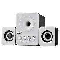 ingrosso d basso-SADA D-203 Mini altoparlante professionale USB 2.1 Wired Combination Speaker Bass Music Player Subwoofer per PC portatile cellulare