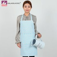 Wholesale new design aprons for sale - Group buy Aprons for Woman Novelty Design Canvas Adult Apron Colorful Coffee Shop Work Women Aprons with Pocket Schort New Arrival