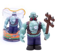 plantas de brinquedos vs zumbis venda por atacado-Plants vs. Zombie Toys O Big Giant Zombies pode enviar a grande mão de zumbi de Gardant para fazer presentes de bonecas