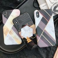 Wholesale Beautiful Shells - Prague Style Beautiful TPU Phone Case for iPhone 6 7 8 Plus X Fashion Soft Shell Housing