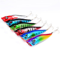 Wholesale fishing lures online - Mini Fishes Shape Lure Bait Practical cm12g Floating With Hooks Design Pesca Colorful ABS Useful Fishing Lures For Outdoor Sports sb ZZ