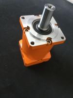 Wholesale Planetary Gearbox Motor - Servo Motor And Stepper Motor Planetary Gearbox Geared Ratio 5:1 Speed Reducer