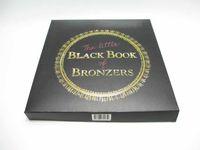 Wholesale book eyes online - The Famous eye shadow kit little BLACK BOOK of BRONZERS Wardrobe eye shadow palette colors