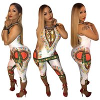Wholesale cheap american football shirts - Cheap Two Pieces National Printing Women Tracksuits 2018 Summer Crew Neck Sleeves T Shirt and Pants Casual Sporting Outfits Hot Sale