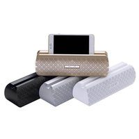 Wholesale portable speakers for mobiles for sale - Group buy 206 Mini Bluetooth Speaker Portable Wireless Stereo Loudspeaker MP3 Speakers HandFree with HD Mic for iPhone Samsung Xiaomi etc
