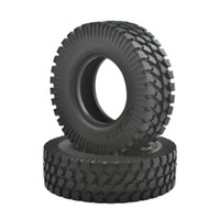 Wholesale Rc Tyres - 4Pcs 1.9inch tyre skin 1 10 RC crawler Rubber Tyre Wheel Tire width 30mm rc4wd axial SCX10