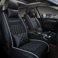 Wholesale Car Cover Camry - Special Leather car seat covers For BMW e30 e34 e36 e39 e46 e60 e90 f10 f30 x3 x5 x6 car accessories car styling