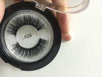 Wholesale Extensions For Long Hair - REALCHIC Mink Lashes 3D Mink Eyelashes Natural False Eyelashes 1 pair Handmade Fake Eye Lashes Extension for Beauty Makeup strip thick lash