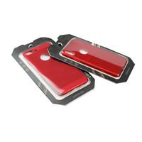 çanta hediye paketi kağıdı toptan satış-Hediye Kağıt Ambalaj Kutusu iPhone 8 Artı Kılıf Perakende Telefon Kılıfı Ambalaj Çanta Samsung not 9 iPhone Xs için max Coque