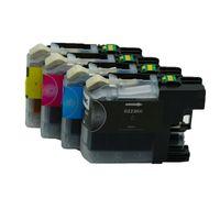 ingrosso fratelli inchiostro-Cartuccia d'inchiostro 4x LC 223 LC 223 Sostituzione per Brother MFC-J5620DW MFC-J4620DW MFC-J4625DW MFC-J5625DW Stampante MFC-J4420DW Inkjet