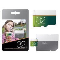 Wholesale Real Capacity GB GB EVO Select MicroSD UHS I Card Class U1 Micro SD TF Memory Card with Adapter Faster Speeds