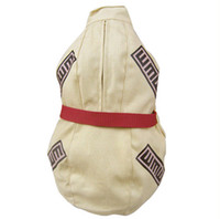 çanta japonya anime toptan satış-Japonya Anime Naruto Büyük Kabak Cosplay omuz çantası Sıcak satış Anime gaara Tuval paketi 020504