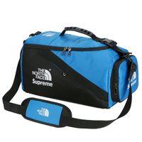 marcas de equipaje de calidad al por mayor-Venta al por mayor de gran capacidad mujeres hombres Duffel Bags Casual diseñador de la marca de alta calidad bolsas de viaje del hombro llevar en el equipaje Keepall Bag