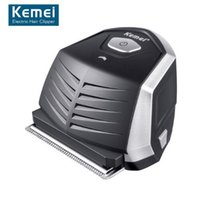 Wholesale professional trimmers for men for sale - Group buy Original KM Clipper Electric Hair Trimmer Professional for Men Shaver Hair Cutting Machine With x Trimming Comb V