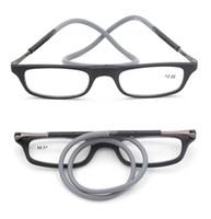 tr eyewear großhandel-LH232 Optische Lesebrillen Rahmen für Männer und Frauen Flexible TR-90 Vollrand Lesebrille Korrektionsbrillen