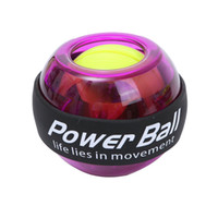 Wholesale power ball exercise resale online - Lenwave Brand Power Ball Fitness Exercise Handball Automatic Speed Wrist Power Trainer Ball Strength Training Balls