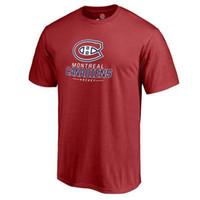 nhl hemden großhandel-17-18 neue Saison NHL Montreal Canadiens 31 PREIS 6 WEBER Name Nummer T-Shirt