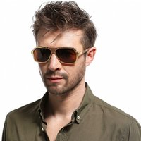 tons redondos para homens venda por atacado-2018 Óculos De Sol Polarizados Homens Moda Visão Noturna Condução Sunglass Retro Clássico Rodada Shades Óculos de Sol Masculino Óculos