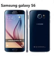 Wholesale 3gb ram phone for sale - Samsung Galaxy S6 SM G920 G920A G920F G920P G920V Original Unlocked G G MP Camera Octa Core GB ROM GB RAM refurbished phone