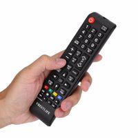 controlador led inalámbrico inteligente al por mayor-Reemplazo de control remoto inalámbrico IR para Samsung 3D HDTV LCD LED Smart TV Controller