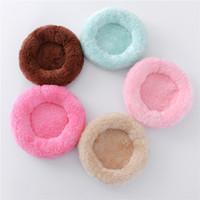 Wholesale Warming Mat - Small Animal Cage Mat Nest Soft Wool Rabbit Sleeping Bed For Winter Keep Warm Pet Supplies Crestive 4 2lf2 CB