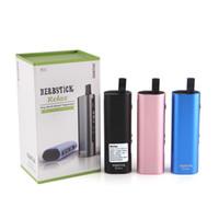 bitkisel buharlaştırıcı mod kit toptan satış-Otantik Herbstick Starter Kitleri Relax 2800 mAh Sıcaklık Kontrolü Kuru Ot Buharlaştırıcı Mod Bitkisel Kalem Kiti 3 Renkler 100% Orijinal