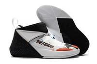 zapatos calientes imágenes al por mayor-CALIENTE venta de zapatos de baloncesto de la firma Russell ¿Por qué no Zer0.1? Imagen de espejo Zapatilla deportiva para hombre Alta calidad Cero uno 0.1 zeboss