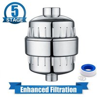 Wholesale Carbon Filtration - High Output Universal Shower Filter with Replaceable Multi-Stage Filter Cartridge water treatment Health softener Chlorine Removal