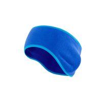 Winter warm running hair band sweatband elastic polar fleece earmuff ear guard sports cycling wide headband