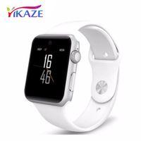 arc android großhandel-YIKAZE smart watchLF07 Unterstützung Unterhaltung Magie neue Krone Operation 2.5 Arc High Definition Bildschirm für Android iOS