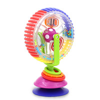 Wholesale clapper toy online - Sassy Kids Wonder Wheel Highchair Toy