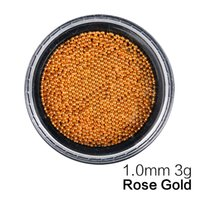 гвозди золотые шпильки оптовых-Mini Small Stainless Steel  Nails Art Gun Grey Rose Gold Caviar DIY Nail  Decorations Studs