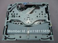 araba mekanizması toptan satış-Orijinal Alp DVD mekanizması yükleyici AUI RNS-E için DV36M110 BMNW chrysler mercedes Lexus araba DVD ROM navigasyon ses tuner