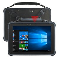 gps rs232 venda por atacado-10 polegadas windows 10 pro resistente tablet industial com 4 GB + 64 GB ram rom RJ45 (1000 MB / S) RS232 BT WIFI GPS 4G LTE