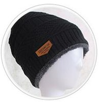 pelzartart und weise großhandel-Neue Winter Hut Für Männer Frauen Mode Solide Pelz Wolle Warme Beanie Trend Stil Weiche Kappen 11 6 yb Ww