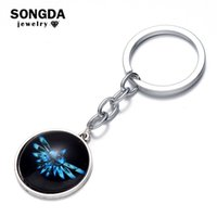 Wholesale SONGDA Game The Legend of Zelda Keychain Breath of the Wild Eye Badge Keyring Cosplay Collecting Souvenirs Bag Charms Key Holder