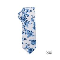 ingrosso legami cinesi-2019 cravatte da uomo in stile cinese cravatta da sposa stile porcellana blu e bianca da uomo stampa cravatta festa nuziale cravatta formale sposo abbigliamento accessori