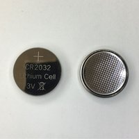 Wholesale lamp 3v - Free Shipping 30pcs  lot Button battery CR2032 2032 3V lithium battery lamp Remote control battery main board