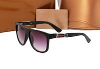 Wholesale italian brand glasses - Fashion new style square women sunglasses italian brand designer 3880 men sun glasses polarized driving spors eyeglasses