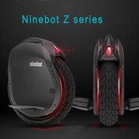 Wholesale Ninebot One Z10 wh Off road electric unicycle single wheel W motor wide wheel Bluetooth smart APP