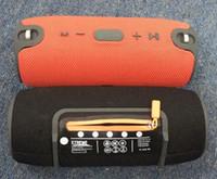 ücretsiz subwoofer hoparlörleri toptan satış-2018 Marka Yeni Kablosuz Hoparlörler küçük Subwoofer Bluetooth Bluetooth Hoparlör Taşınabilir Kablosuz Hoparlörler perakende paketi ile