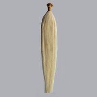 Wholesale stick tip hair extensions 26 for sale - Group buy 10 quot quot Straight I Tip Human Hair Extensions Malaysian Virgin Remy Fusion Hair Extensions g Keratin Stick Tip Hair