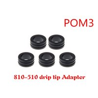Wholesale geekvape drip tip resale online - Authentic Clrane Plastic Drip Tip Adapter for GeekVape Griffin RTA Atomizer