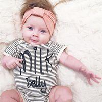 zebra kostüm für kinder großhandel-2018 neugeborene Overalls der neuesten Kinderbaby-Mädchenspielanzug-Ausstattungskostüme Qualitätsnetter reizender Bodysuit geben Verschiffen frei