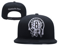 b8053fc0b9c Wholesale brooklyn caps - sports sunhats Brooklyn Baseball Cap nets hats  discount Adjustable Snapbacks Sport Hats