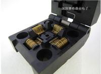 Wholesale yamaha adapters for sale - Group buy Original YAMAICHI IC Test Seat QFP40 Burning Programme Socket Adapter