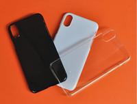 ingrosso nero chiaro hard iphone-Per Apple iPhone X 5.8