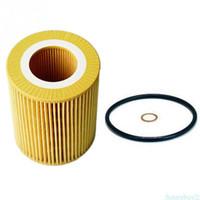 ingrosso kit bmw e39-11427566327 11427541827 11421719855 32411093596 11427512300 Kit filtro olio motore per BMW Serie 3/5/7 E36 E39 E46 E53 E60 E83 E85 HU925 / 4X
