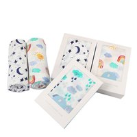 Wholesale Wholesalers For Baby Baths - Swaddle Blanket MUSLIN Double-layer Bamboo Fiber 47*47' Bath Towel Washcloth Scarf Soft and Hypoallergenic Breathable for Baby Boy Baby Girl